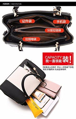 de sac épaule femme MSZYZ sac femme Couleur Maison cadeaux fashion sac à de main unique lilas sac vacances Bz5z0
