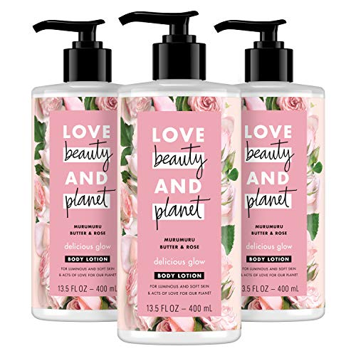 Love Beauty and Planet Delicious Glow Body Lotion...