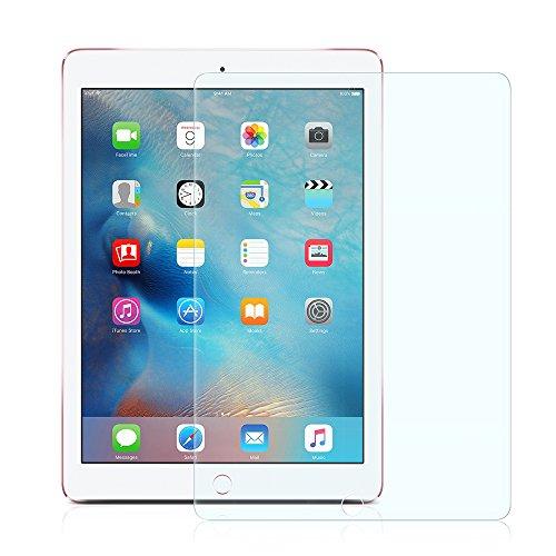 iPad Air Displayschutz, Anker Premium Hartglas Displayschutz für iPad Air / iPad Air 2 / iPad Pro 9.7 mit einer Härte von 9H und Einfacher Anbringung