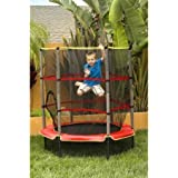 "New - Airzone 55"" Trampoline, Red - The best quality and price. Only here."