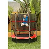 New - Airzone 55'' Trampoline, Red - The best quality and price. Only here.
