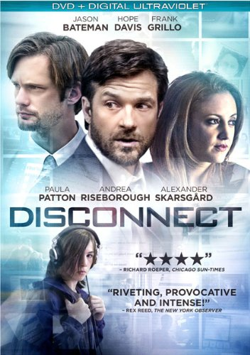 Disconnect (Ultraviolet Digital Copy, Widescreen, AC-3, Dolby, Subtitled)