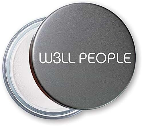 W3LL PEOPLE - Realist Satin Mineral Setting Powder (X Clear / Translucent)