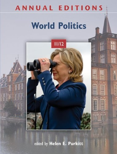 Annual Editions: World Politics 11/12