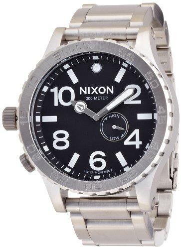 [ニクソン]NIXON THE 51-30 BLACK NA057000-00 メンズ
