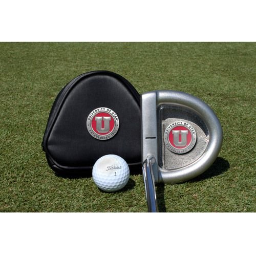 Utah Utes Putter by Heritage Pewter