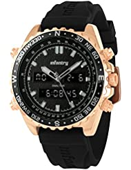 INFANTRY Big Large Face Mens Military Tactical Watch Sport Wrist Watches for Men