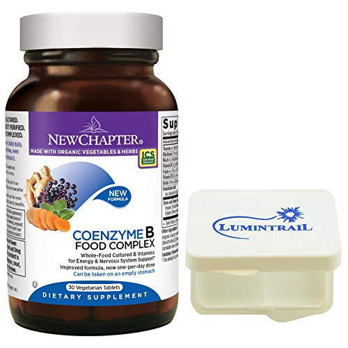 New Chapter Vitamin Complex Whole Food product image