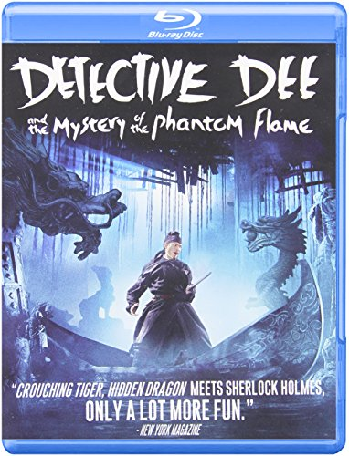 Detective Dee & the Mystery of the Phantom Flame [Blu-ray] (Phantom Cams)