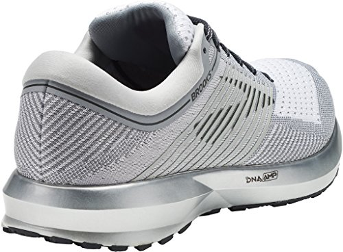 Brooks WHT Shoe Levitate 1B BRK Women's 12 120258 Running 131 39369F0 SIL vwUvr
