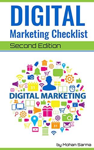 amazon com digital marketing checklist ebook mohan sarma bettie