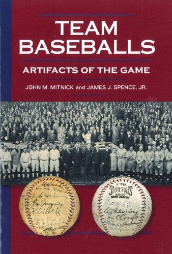 Team Baseballs: Artifacts of the Game Artifacts Baseball