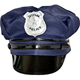 Casquette Police Americaine Bleue
