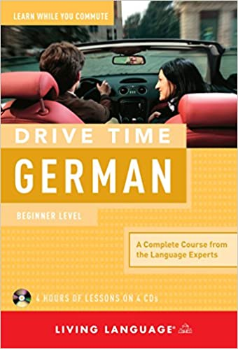 drive time german cd learn german while you drive