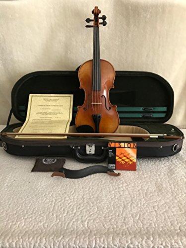 Scott Cao STV 850 Soil Violin Plus Accessories