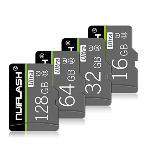 Tarjeta De Memoria 64Gb 32Gb Tarjeta Micro SD Clase 10 ...