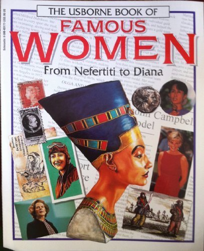 The Usborne Words of Famous Women, From Nefertiti to Diana