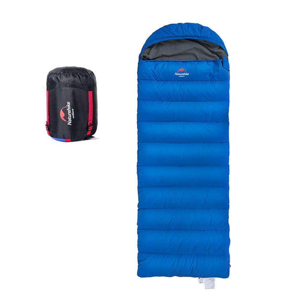 Naturehike 3 - 4 Estaciones Ligero Térmico Impermeable Sacos de Dormir Al Aire Libre para Camping Senderismo Trekking(Azul): Amazon.es: Deportes y aire ...