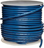 UL1015 Commercial Copper Wire, Blue PVC Insulation