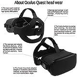 Esimen Upgrade Adjustable Head Strap for Oculus