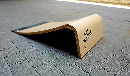 Graw Jump Ramps G20 Skateboard Jump Ramp - Skate - Skateboard Jump