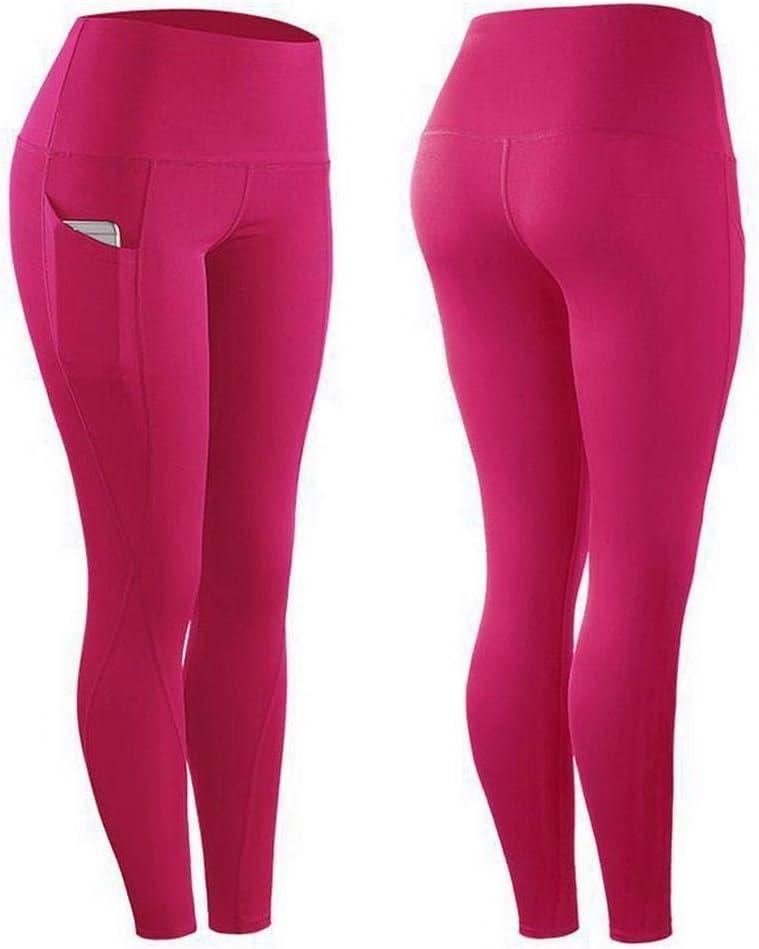Cokil Leggings da Donna Comodi e Traspiranti per Yoga Pantaloni Sportivi