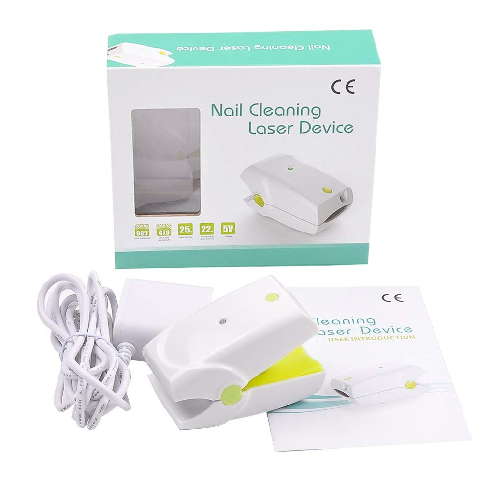 HNC Fungus Treatment Laser Device Revolutionary Home Use Nail-fungus Remover + Free Gift by HNC