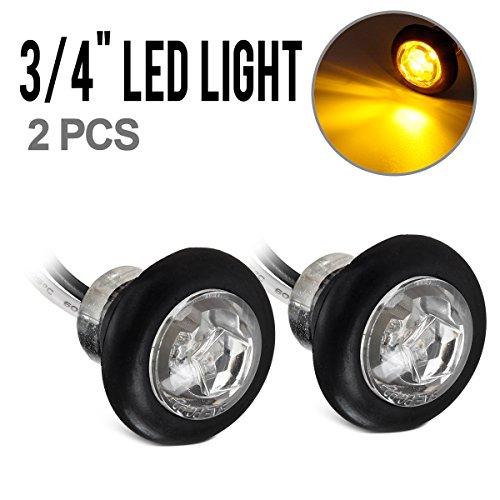Small 12 Volt Led Indicator Lights - 5