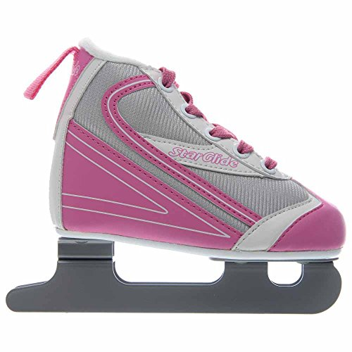 Lake Placid Starglide Girl's Double Runner Figure Ice Skate
