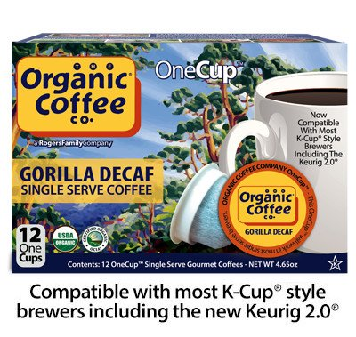 Fog Machine Prices (San Francisco Bay Organic Coffee OneCup 72 ct. Gorilla Decaf)
