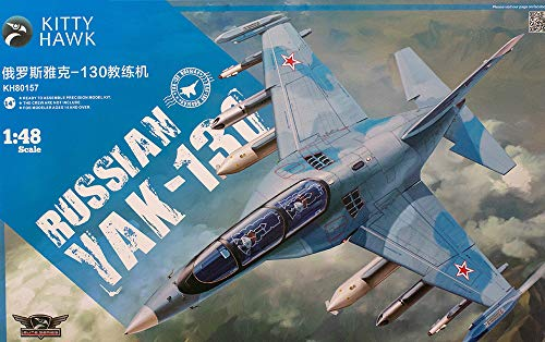 Kitty Hawk KTH80157 1:48 Russian Yak-130 [Model Building ()