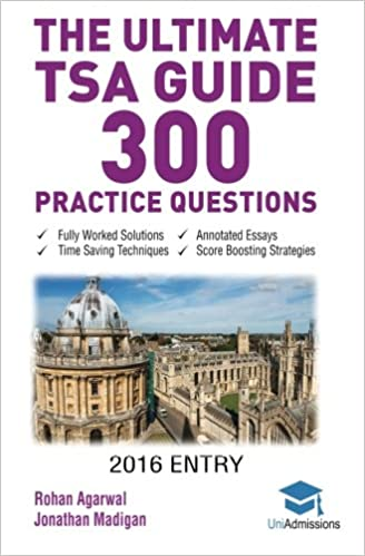 The ultimate tsa guide 300 practice questions fully worked the ultimate tsa guide 300 practice questions fully worked solutions time saving techniques score boosting strategies annotated essays fandeluxe