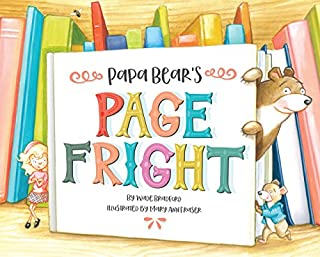Book Cover: Papa Bear's Page Fright