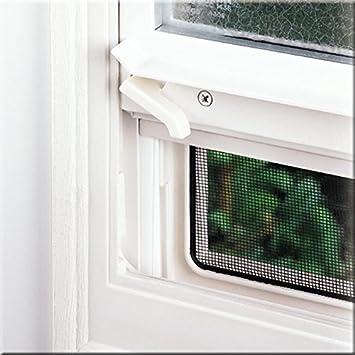 ODL rejilla de puerta de cristal de ventilación – 12 luz interior – 22