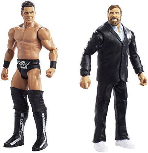 WWE Series # 49 Daniel Bryan & the Miz, 2 Pack Action Figure