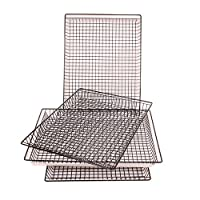 Bradley Smoker BTJERKY Bradley Set of 4 Jerky Racks from legendary Bradley Smoker