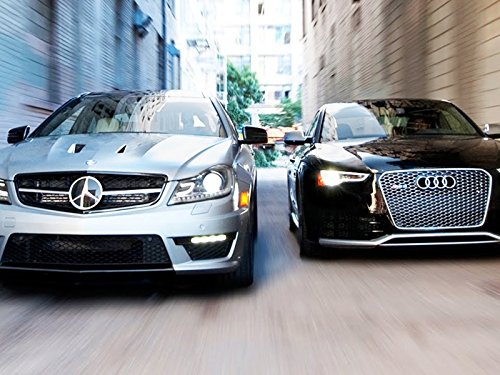 - 2014 Audi RS5 vs 2014 Mercedes-Benz C63 507 Coupe!