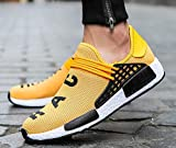 JIYE Men's Running Shoes Free Transform Flyknit