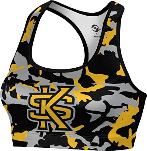 ProSphere Women's Kennesaw State University Camo Sports Bra