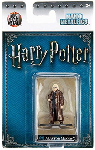 1.5 Inch Diecast Nano Metal Figure by Jada Jada Toys HP20 Harry Potter Alastor Moody
