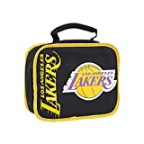 NBA Licensed Los Angeles Lakers Lunchbreak Lunch Box Insulated Cooler Bag