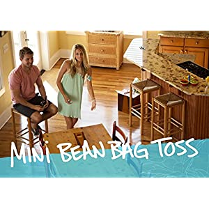 Viva Sol Mini Bean Bag Game