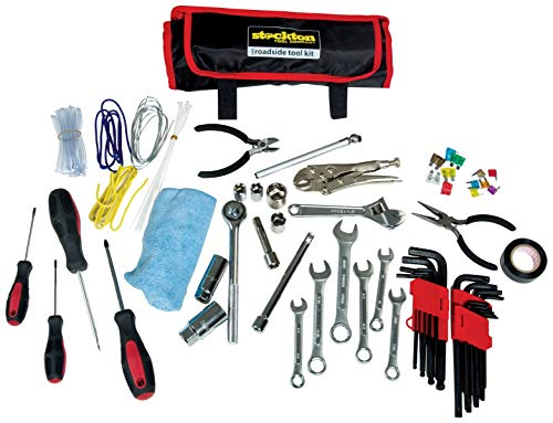 Metric Motorcycle Tool Kit - 5