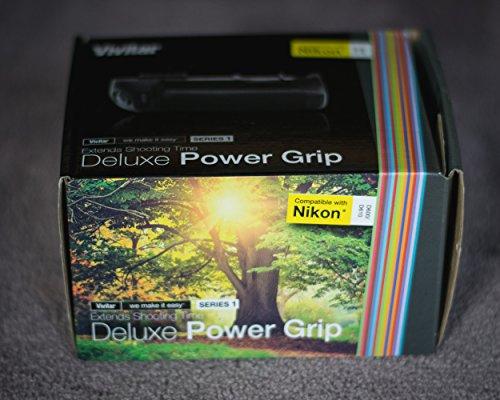 (Vivitar MB-D14 Pro Series Multi-Power Battery Grip Nikon D600 & D610 DSLR Camera)