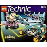 LEGO Technic Robots Revenge Cyber Slam, 120 Pieces, 8245