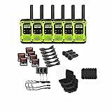 dual tone whistle - Motorola Talkabout T605 Two-Way Radios / Walkie Talkies - Rechargeable & Fully Waterproof 6 PACK