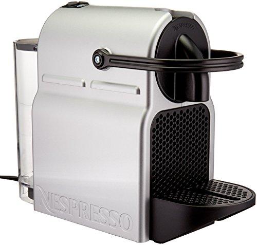Nespresso Inissia Espresso Machine by De'Longhi, Silver (Certified Refurbished)