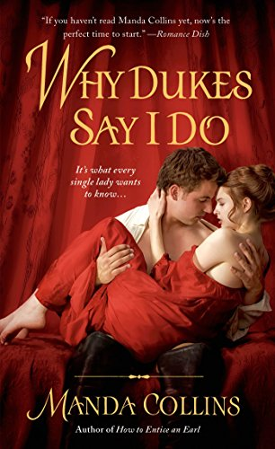 book cover of Why Dukes Say I Do