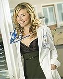 Sarah Chalke autographed 8x10 photograph Dr. Elliot Reid Scrubs