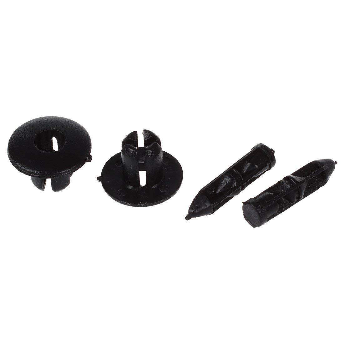 SODIAL R 20 x 7mm trou de Vis//Rivet de la fixation de bare-amortisseur en plastique